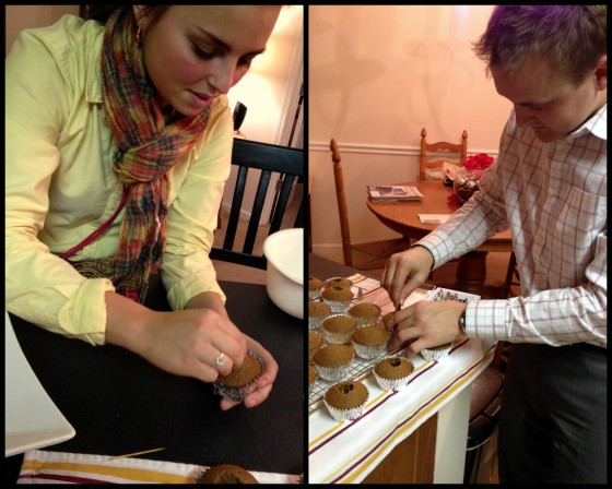 Cupcake Helpers