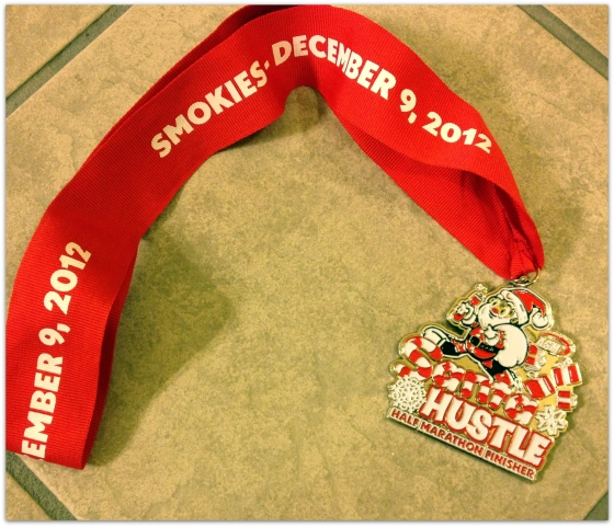 Santa Medal