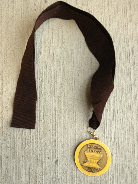 TK Medal