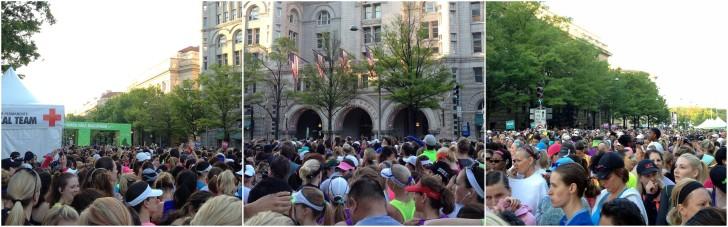 Nike Half Crowds