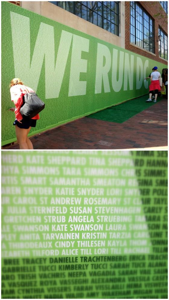 Nike Women's Half Mural