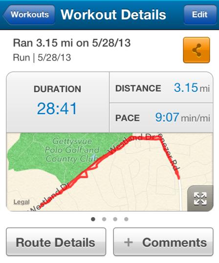 3 mile Hell