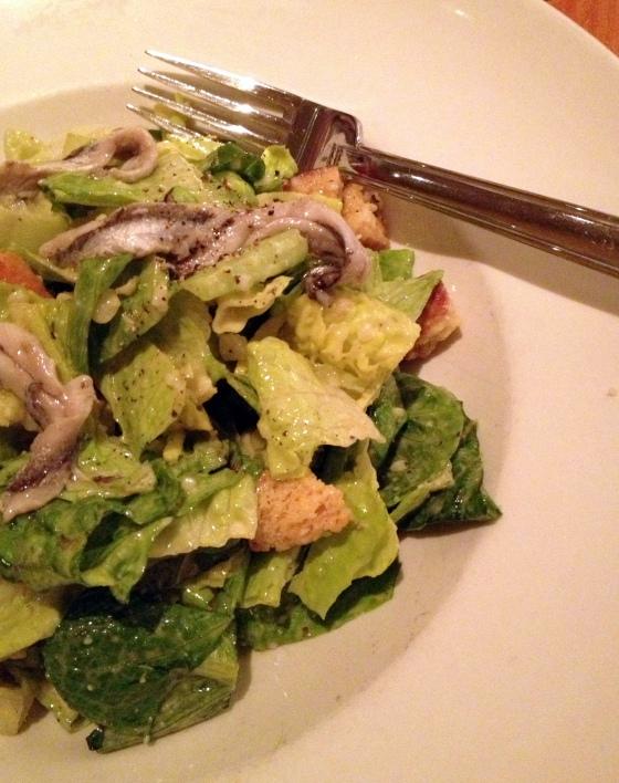 Caesar Salad of my dreams