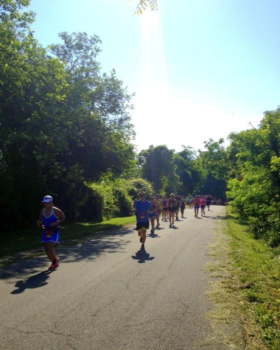 Running J
