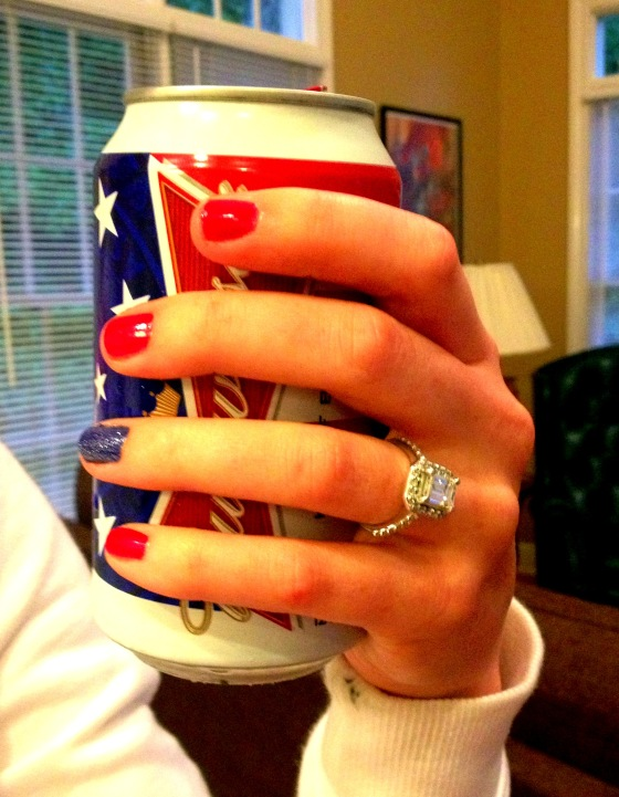 America Nails and Beer