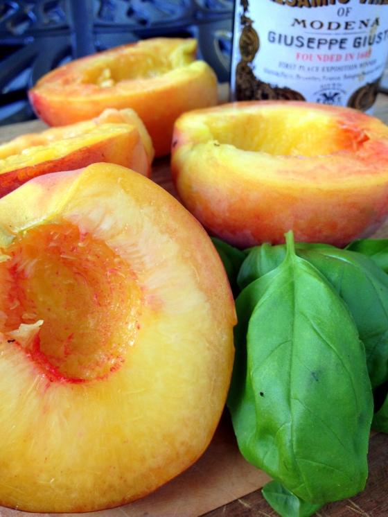 Peaches & Basil