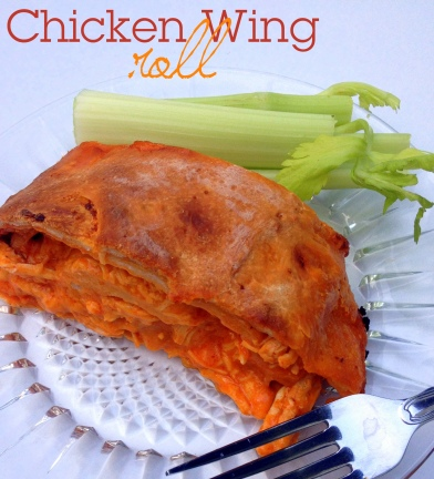 Chicken Wing Roll