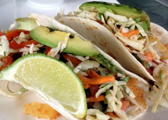 Nama Fish Taco